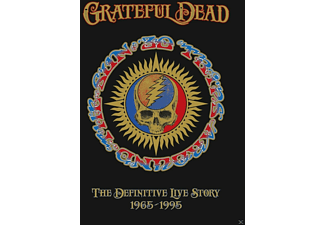 Grateful Dead - 30 Trips Around The Sun-The Definitive Live Story [CD]