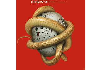 Shinedown - Threat To Survival [CD]