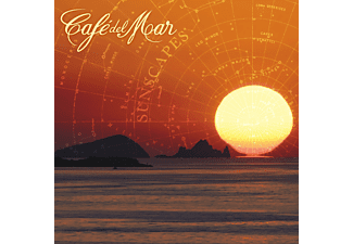 VARIOUS - Cafe Del Mar Sunscapes - (CD)