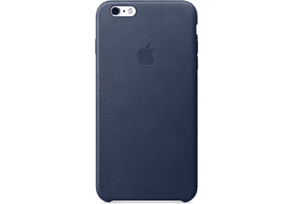 APPLE iPhone 6s Plus Leather Case Midnight Blue - (MKXD2ZM/A)