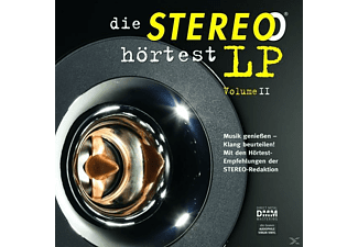 VARIOUS - Die Stereo Hörtest Lp, Vol.2 - (Vinyl)