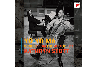 Kathryn Stott Yo-yo Ma - Songs From The Arc Of Life - (CD)