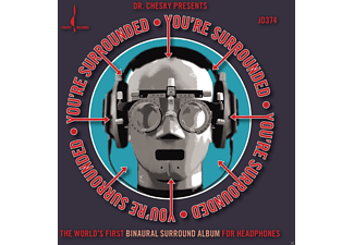 VARIOUS - Dr.Chesky: You're Surrounded - (CD)