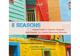 Salzburg Chamber Soloists - 8 Seasons - (CD)
