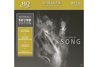 Reference Sound Edition - Great Men Of Song (Hqcd) [CD]