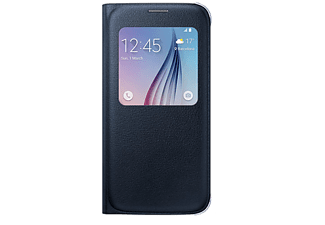 SAMSUNG S-View Cover GS6 S6 EDGE+ - Blå/Svart