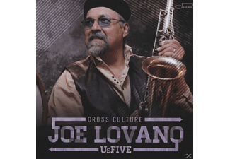 Joe Lovano - Cross Culture - (CD)