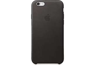 APPLE iPhone 6s Leather Case Black - (MKXW2ZM/A)