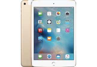 APPLE iPad mini 4 WiFi + Cellular 64GB Gold