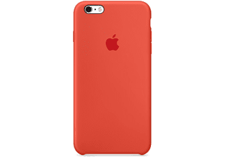 APPLE iPhone 6s Silicone Case Orange - (MKY62ZM/A)