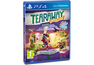 Tearaway Unfolded (Messenger Edition) PS4