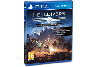 HELLDIVERS™ Super-Earth Ultimate Edition PS4