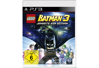 PlayStation 3 LEGO Batman 3: Jenseits von Gotham (Software Pyramide) Adventure