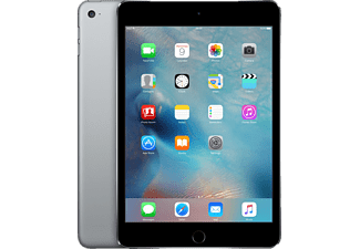 APPLE iPad mini 4 Wi-Fi 128GB Space Gray - (MK9N2RK/A)