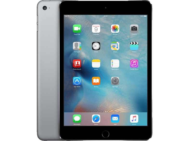 APPLE iPad mini 4 Wi-Fi 128GB Space Gray τηλεφωνία   πλοήγηση   offline tablets ios tablets laptop  tablet  computing  ta