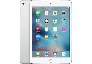 APPLE iPad mini 4 Wi-Fi 128GB Silver - (MK9P2RK/A)