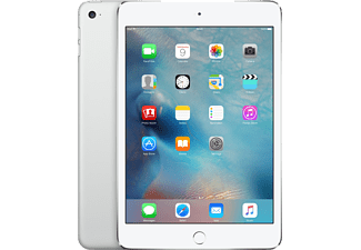 APPLE iPad mini 4 Wi-Fi 32GB Silver - (MNY22RK/A)