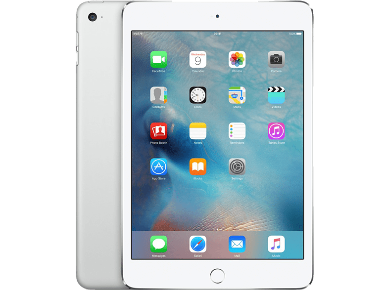 APPLE iPad mini 4 Wi-Fi 128GB Silver τηλεφωνία   πλοήγηση   offline tablets ios tablets laptop  tablet  computing  ta