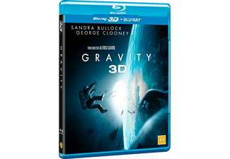 Gravity Thriller Blu-ray 3D