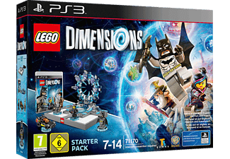 LEGO Dimensions PS3 Starter-Pack