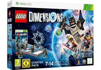 LEGO DIMENSIONS LEGO Dimensions Xbox 360 Starter-Pack