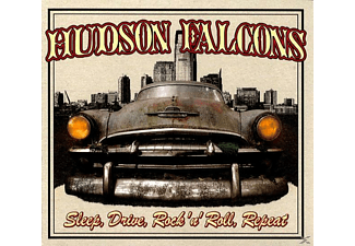 Hudson Falcons - Sleep, Drive, Rock'n'roll, Repeat - (CD)