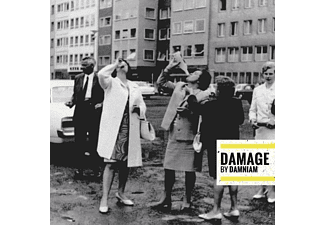 Damniam - Damage (+Download) - (Vinyl)