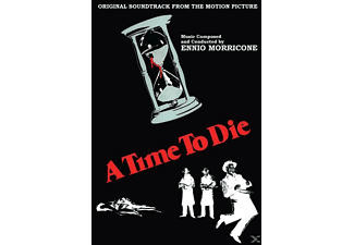 VARIOUS - A Time To Die - (CD)