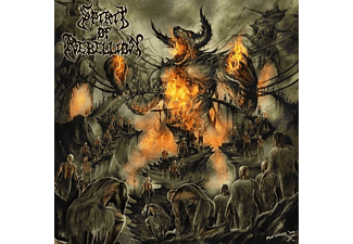 Spirit Of Rebellion - The Enslavement Process [CD]