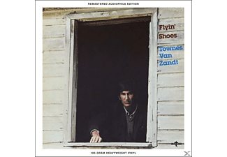 Townes Van Zandt Flyin' Shoes Βινύλιο