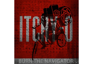Itchy-o - Burn The Navigator [LP + Download]