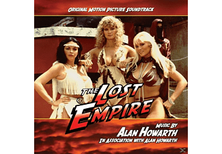 Alan Howarth - The Lost Empire - (CD)