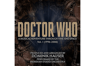 Dominik Hauser - Doctor Who: A Musical Adventure Thr [CD]