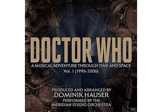 Dominik Hauser - Doctor Who: A Musical Adventure Thr - (CD)