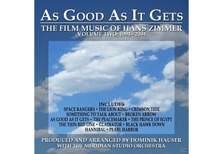 Dominik Hauser - As Good As It Gets:The Film Music O - (CD)