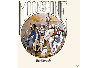 Bert Jansch - Moonshine - (LP + Download)