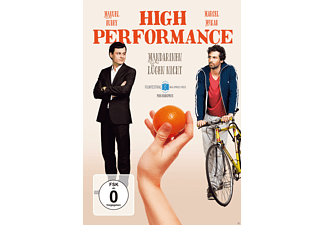 High Performance - Mandarinen lügen nicht - (DVD)