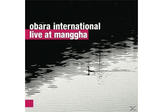 Obara International - Live At Manggha - (CD)