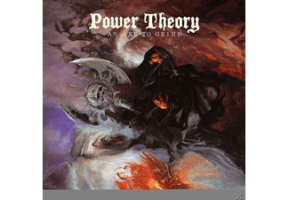Power Theory - An Axe To Grind - (CD)
