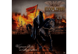 Exxplorer - Vengeance Rides An Angry Horse - (CD)