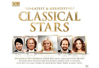 VARIOUS - Classical Stars-Latest & Greatest [CD]