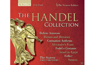 Harry Christophers - The Handel Collection - (CD)