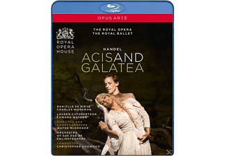 Hogwood/De Niese/Workman - Acis Und Galatea - (Blu-ray)