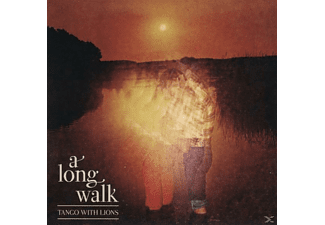 Tango With Lions - A Long Walk - (CD)