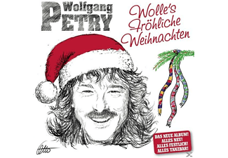 Wolfgang Petry - Wolles Fröhliche Weihnachten - (CD)