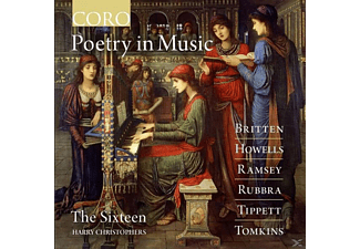 The Sixteen, Harry Christophers - Poetry In Music - (CD)