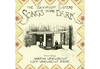 The Wainwright Sisters, Various - Songs In The Dark - (CD)