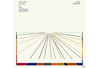 Matthew Halsall & The Gondwana Orchestra - Into Forever [CD]