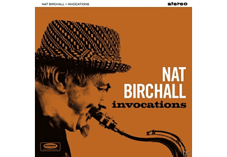 Nat Birchall - Invocations [CD]