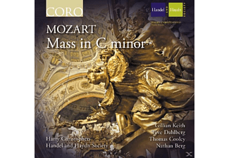 VARIOUS - Messe in c-moll - (CD)